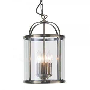 Antique brass lantern ceiling lights
