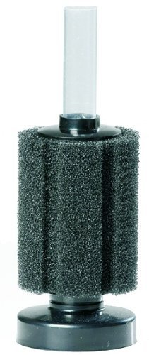 Bio Fish Aquarium Mini Cylinder Soft Sponge Water Filter, Black by XINYOU (Sponge Filter Mini compare prices)