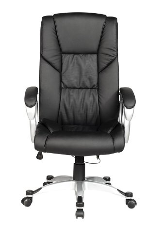 High Back Executive Leather Ergonomic Office