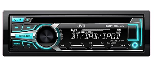 Cheap JVC KD-DB95BT CD/MP3 Car Stereo with Front USB/AUX