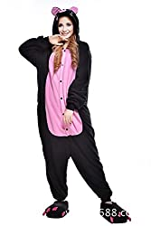 cosplay Unisex Adult Pajamas Polar FleeceCosplay Animal Costume