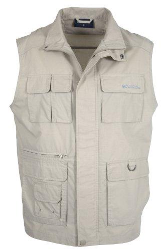 Mountain Warehouse Mens Trek Fishing Walking Hiking Multi Pockets Gilet Bodywarmer Body Warmer