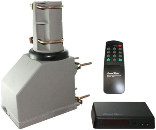 Channel Master CM 9521A Complete Antenna Rotator System with Infra Red Remote Control for TV Antennas CM9521A