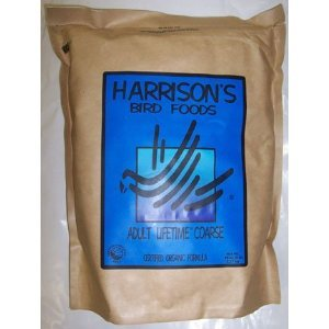 Harrison's Organic Adult Lifetime Coarse 5 Lbs.