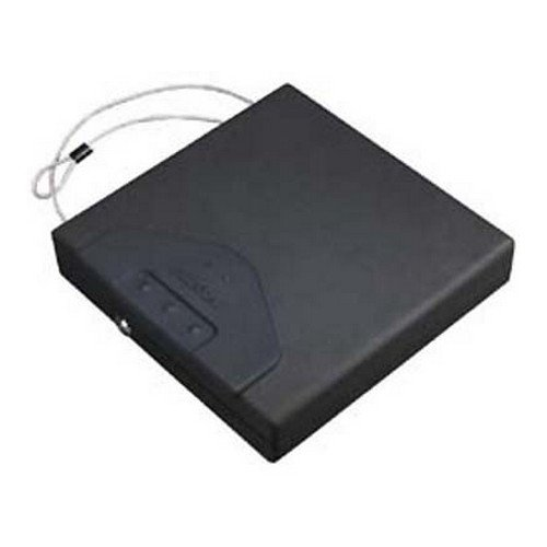 """Stack-On Portable Case """"Large W/Electronic Lock"""" front-54444"""