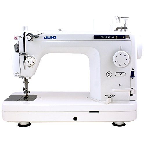 Juki TL-2010Q 1-Needle, Lockstitch, Portable Sewing Machine with Automatic Thread Trimmer for Quilting, Tailoring, Apparel and Home Decor (Juki Tl 2010 compare prices)
