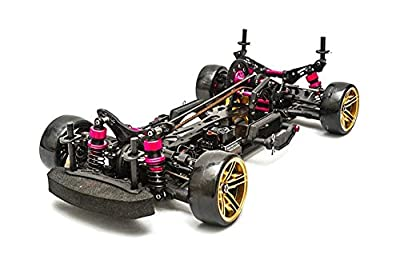 Integy RC Hobby KIT-D4AWD 3Racing Sakura D4 1/10 Drift Car (AWD)