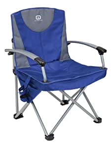 Amazon Com Outbound King Chair Large Blue Camping