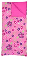 Three Cheers for Girls Little Cheers Pink Flower Dotted