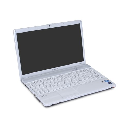 Sony VAIO VPCEB42FX/WI 15.5 Laptop - Silvery Deathly white