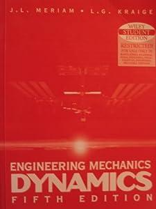 Engineering Mechanics Dynamics By Meriam Pdf Download Download