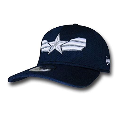 Captain America Winter Symbol 39Thirty Cap