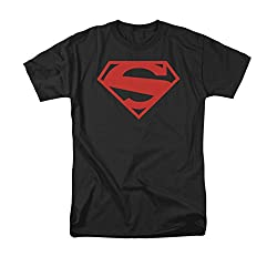 Superman 52 Red Block T-Shirt