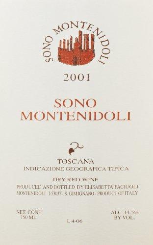 2001 Montenidoli Sono 750 Ml