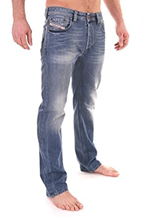 Mens Diesel LARKEE RELAXED 0885V Straight Leg Jeans - Size W38 x L32