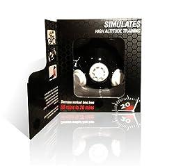 Elevation Training Mask 2.0 MMA Crossfit Yoga Fitness by Elevation Training Mask