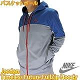 (ナイキ)NIKE ジョーダン タイムレス フューチャー バスケットボールウェア メンズ セメントグレー/ブルー