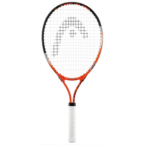Head Radical 27 Tennis Racquet - Orange/Black, 2 Grip