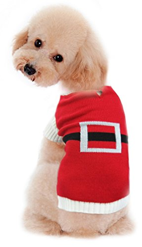 Christmas Classic Dog Sweater