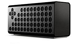 URGE Basics Cuatro Portable Wireless Bluetooth 4.0 Speaker With Bass+ Technology for Mp3 Players Smartphones and Tablets