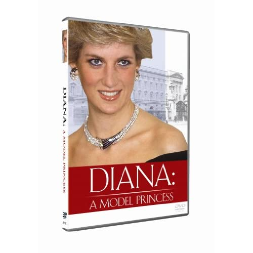 Diana-A-Model-Princess-DVD