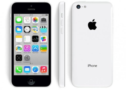APPLE iPhone 5c 16GB WHITE TIM