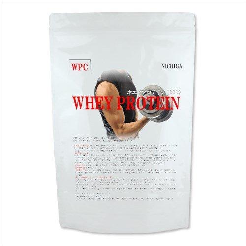 ホエイプロテイン 1kg WHOEY PROTEIN  WPC プレーンタイプ タンパク質含有量81.9% アミノ酸スコア100