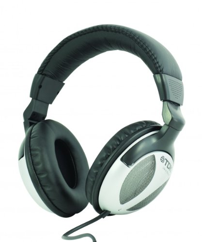 Tdk Life On Record St450 Black On Ear Mega Bass Headphones - T61817