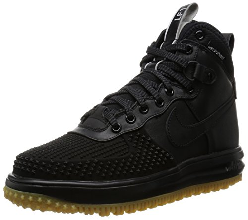 Nike Uomo Lunar Force 1 Duckboot scarpe da basket nero Size: 44