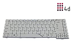 4d - Replacement Laptop Keyboard for ACER ASPIRE 4210 4430 4520 4710 4720 5315 5520 5710 5720 5920