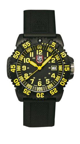 Luminox LU3055 Colormark Black/Yellow Dial Men's Watch