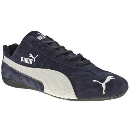 Puma Speed Cat - 11 Uk - Navy - Suede