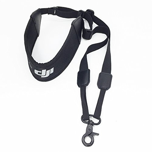 Anbee-Black-Lanyard-Shoulder-Belt-Neck-Strap-Sling-for-DJI-Phantom-2-Vision-Phantom-3-Phantom-4-Inspire-1-Remote-Controller