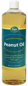 Peanut Oil 16 Oz