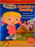 Little Einsteins Skills Workbooks - Numbers & Counting (Includes Reward Stickers)