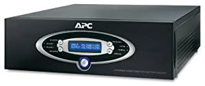APC J15BLK 12-Outlet J-Type Power Conditioner with Battery Backup (Discontinued by Manufacturer)
