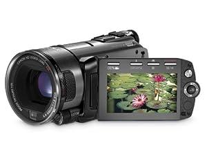 Canon VIXIA HFS100 HD Flash Memory Camcorder w/10x Optical Zoom - 2009 MODEL