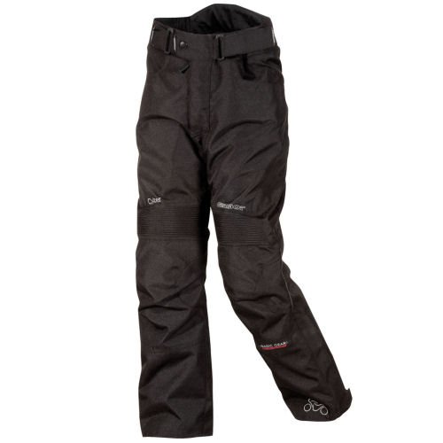 GERMOT kinderhose cYBER jUNIOR-noir-taille 152