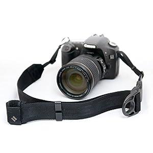 diagnl(ダイアグナル) Ninja Camera Strap 38mm Black
