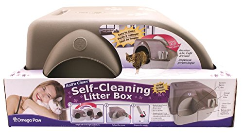 Omega-Paw-Rolln-Clean-Self-Cleaning-Litter-Box