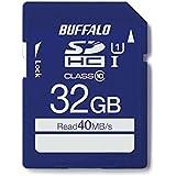 BUFFALO UHS-I Class10 SDカード 32GB RSDC-032GU1S/N [フラストレーションフリーパッケージ(FFP)]