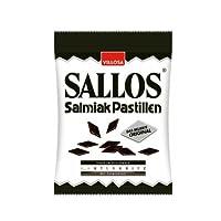 Villosa Sallos Salmiac Lozenges