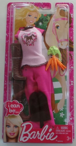 Barbie I Can Be... - Horse Trainer - One Outfit - 1