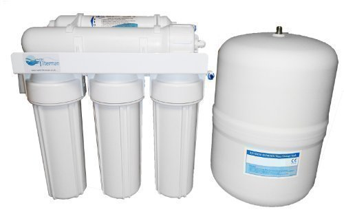 Reverse-Osmosis-Water-Filter-System-5-Stage-Complete-system-with-NSF-Tank-fittings-Easy-DIY