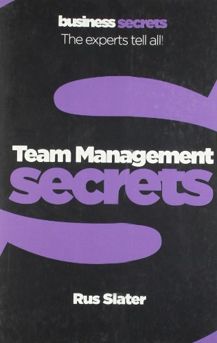 Team Management (Collins Business Secrets) PDF
