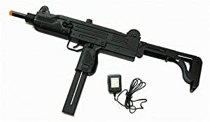 Well Electric D 91 UZI Airsoft Fully Auto Gun Airsoft