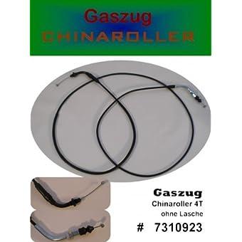 Cable del acelerador para roller Sachs 49Er 5012pulgadas 4takt