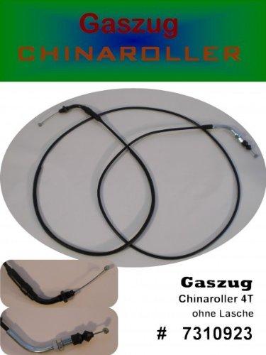 Cable del acelerador para roller Rex RS 4004takt