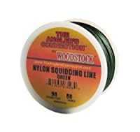 Woodstock Nylon Squidding Line, 50 Yards/108# Test, Green by Woodstock Fishing Line