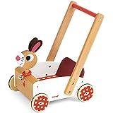 Janod Crazy Rabbit Cart